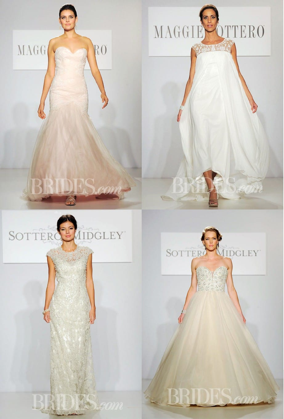 Maggie Sottero's Spring 2014 Collection Debut