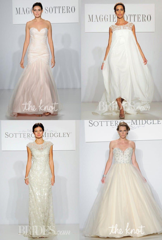 Spring 2014 wedding dresses - Maggie Sottero