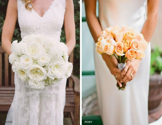 Bridal Bouquet Glossary by Maggie Sottero.