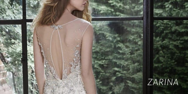 Zarina by Desiree Hartsock with Maggie Sottero