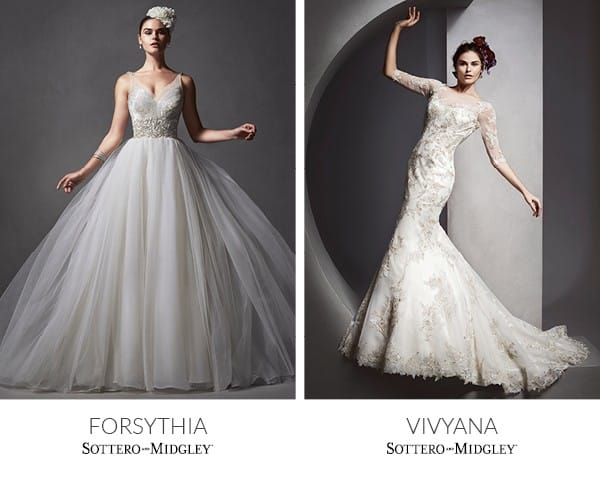 Maggie Sottero March Madness Final Four