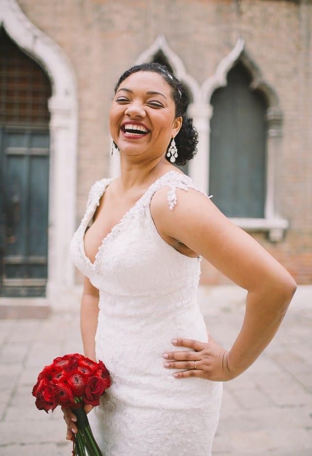 Maggie Sottero romantic Italian Elopement in Venice