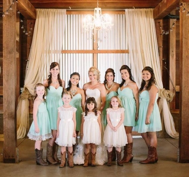 Maggie Bride, Nikki, and her country wedding with a splash of romantic vintage elegance wedding