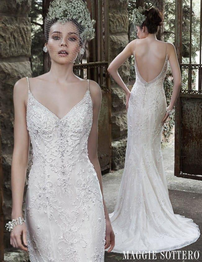 Sheath Wedding Dress.Slinky Sheath Wedding Dress By Maggie Sottero Love Maggie