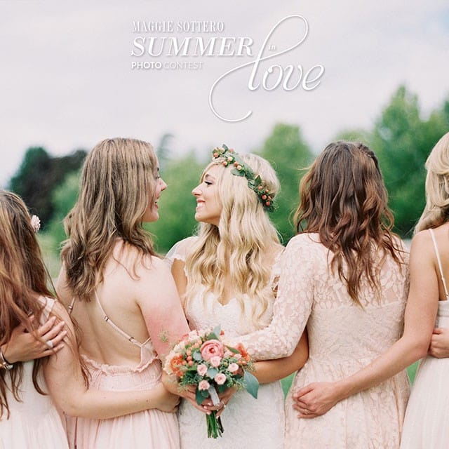 Last chance to enter our #SummerInLove Photo Contest to win $2,000 cash and a free wedding dress!