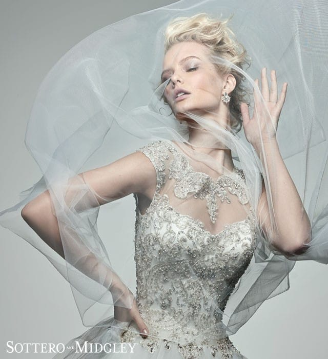 Sottero and Midgley wedding dresses Los Angeles